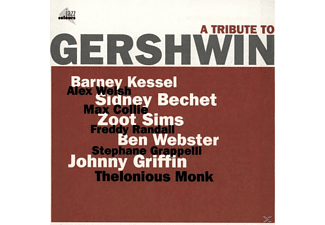 VARIOUS - A Tribute To Gershwin - (CD)