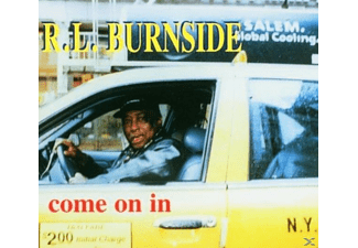 R.L. Burnside - Come On In - (CD)