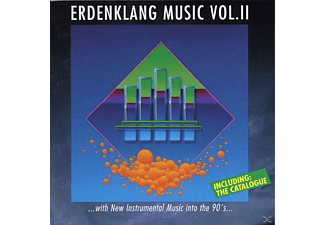VARIOUS - Erdenklang Music Vol.2 - (CD)