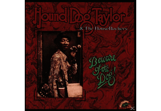 Hound Dog Taylor - Beware Of The Dog! - (CD)
