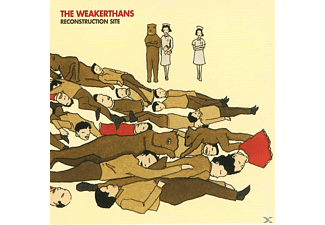 The Weakerthans - Reconstruction Site - (CD)