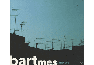 Bartmes - Me We - (CD)