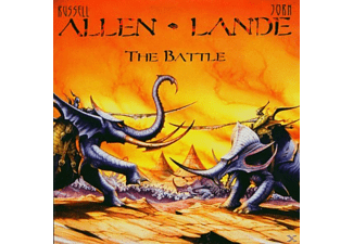 Lande / Allen - The Battle - (CD)