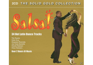 VARIOUS - Salsa-Solid Gold Collection [CD]