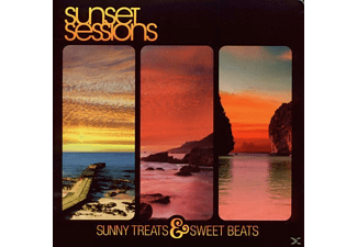 VARIOUS - Sunset Sessions-Sunny Treats & Sweet Beats - (CD)