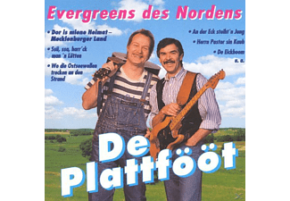 De Plattfööt - Evergreens Des Nordens - (CD)