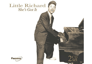 Little Richard - She's Got It - (CD)
