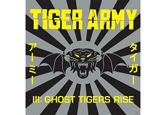 Tiger Army - Iii:Ghost Tigers Rise - (CD)