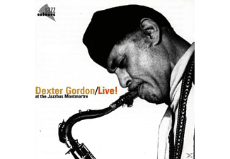 Dexter Gordon - Live! At The Montmartre [CD]