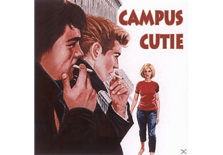 Dennis James - Campus Cutie - (CD)