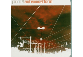 Andrew Weatherall - Fabric 19 - (CD)