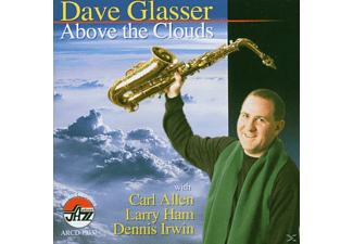 Dave Glasser - Above The Clouds - (CD)
