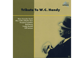 VARIOUS - Tribute To W.C.Handy - (CD)