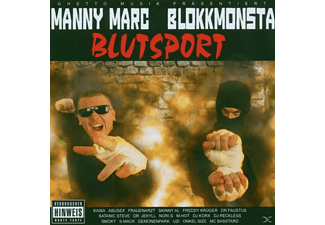 VARIOUS - Blutsport - (CD)
