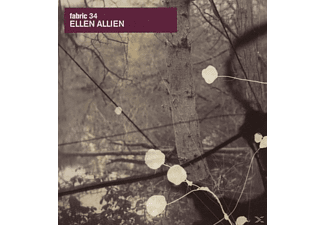 Ellen Allien - Fabric 34 - (CD)