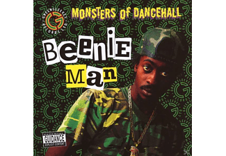 Beenie Man - Monsters Of Dancehall - (CD)