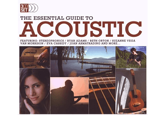 VARIOUS - Acoustic-Essential Guide - (CD)