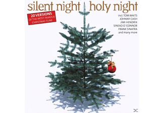 WAITS,TOM & CASH,JONNY - Silent Night - Holy Night - (CD)