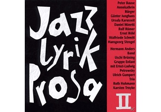 Hohmann - Jazz-Lyrik-Prosa 2 [CD]