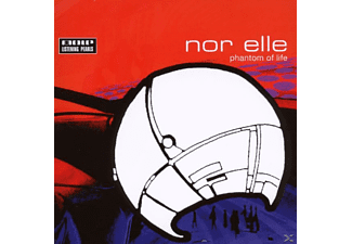 Nor Elle - Phantom Of Life - (CD)