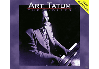 Art Tatum - The V-Discs-24bit - (CD)
