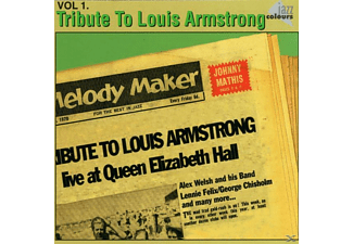 VARIOUS - Tribute To Louis Armstrong 1 - (CD)