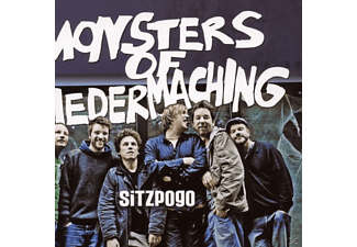 Monsters Of Liedermaching - Sitzpogo - (CD)