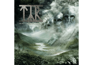 Tyr - How Far To Asgaard - (CD)
