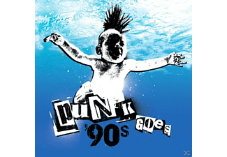 VARIOUS - Punk Goes 90's - (CD)