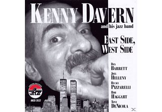 Kenny & His Jazz Band Davern - East Side, West Side [CD]