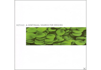 Rothko - A Continual Search For Origins - (CD)