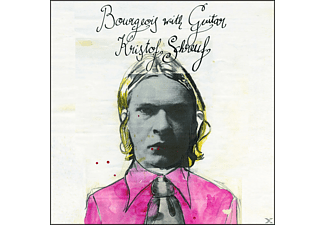 Kristof Schreuf - Bourgeois With Guitar - (CD)