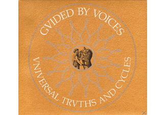 Guided By Voices - Universal Truths & Cycles - (CD)