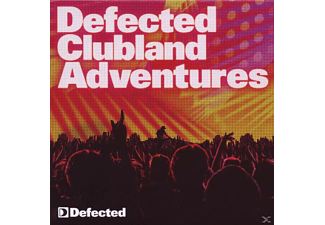 VARIOUS - Defected Clubland Adventures Vol.210 Years In The House Vol. - (CD)