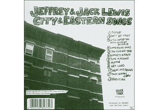Jeffrey & Jack Lewis - City & Eastern Songs - (CD)