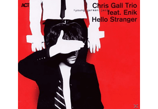 Chris Gall - Hello Stranger - (CD)
