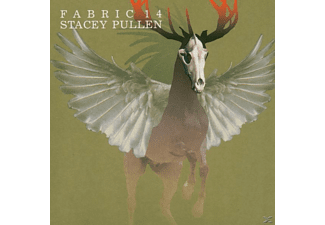 Stacey Pullen - Fabric 14 - (CD)