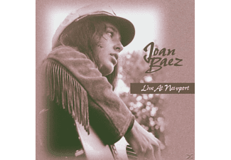 Joan Baez - Live At Newport - (CD)