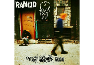 Rancid - Life Won't Wait - (CD)