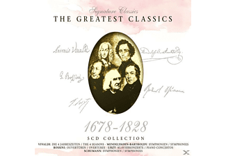 VARIOUS - Signature Classics: The Greatest Classics, 1678-18 [CD]