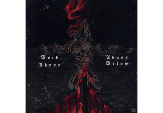 Curse - Void Above, Abyss Below - (CD)