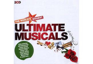 VARIOUS - World's Biggest Ultimate Musicals - (CD)
