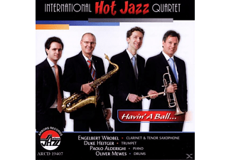 The International Hot Jazz Quartet - Havin' A Ball [CD]