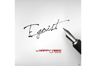 DJ Happy Vibes feat.Jazzmin - EGOIST - (Maxi Single CD)