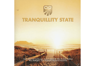 VARIOUS - tranquillity state - (CD)
