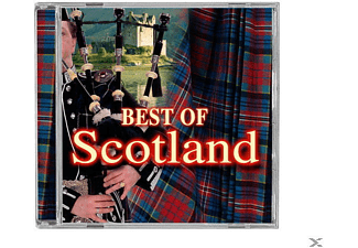 VARIOUS - Best Of Scotland [CD]