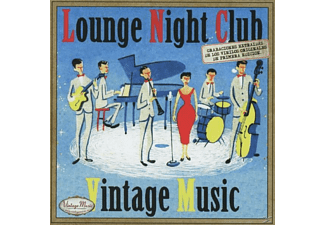 VARIOUS - Lounge Night Club - (CD)