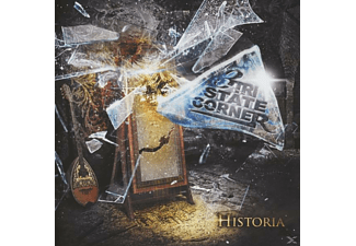 Tri State Corner - HISTORIA (ENHANCED) [CD]