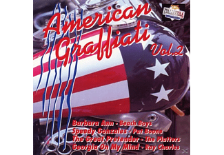 VARIOUS - American Graffiati Vol.2 - (CD)