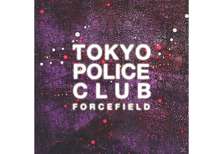 Tokyo Police Club - Forcefield - (LP + Download)